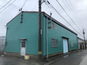 T様邸 倉庫