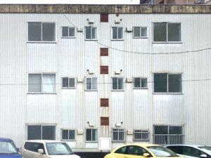 M様邸 アパート塗装